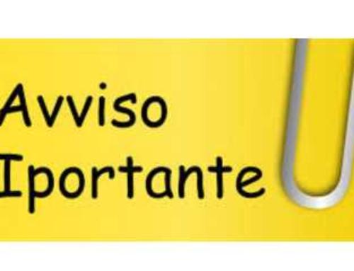 CUC . AVVISO SECONDA SEDUTA GARA D'APPALTO PIAZZA OROLOGIO COLLARMELE