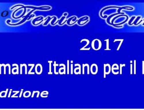 Premio Fenice-Europa. Un Romanzo Italiano per il Mondo XX edizione