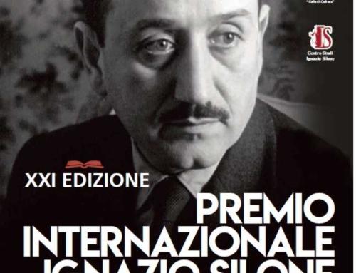 XXI° PREMIO INTERNAZIONALE IGNAZIO SILONE
